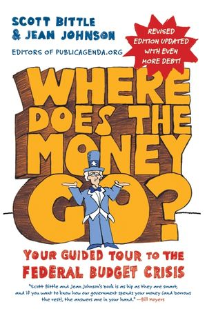 Where Does the Money Go? Rev Ed book image