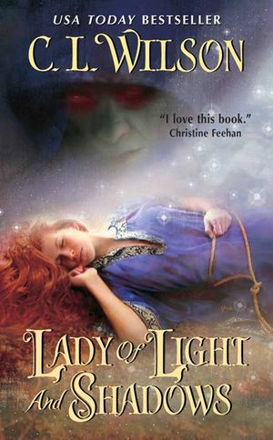 Lady of Light and Shadows book image