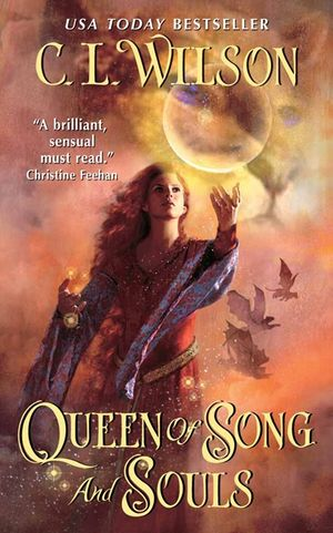 Queen of Song and Souls book image
