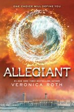 Allegiant Hardcover  by Veronica Roth