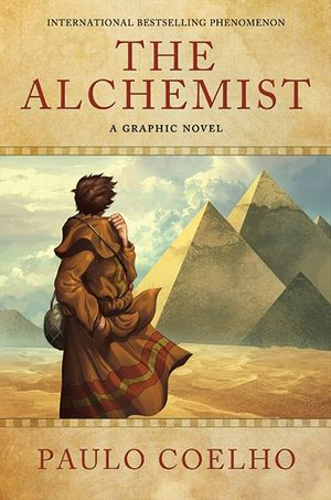 The Alchemist: A Graphic Novel book image
