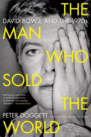 The Man Who Sold the World book image
