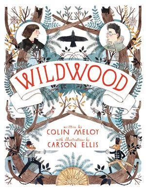 Wildwood book image