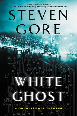 White Ghost book image