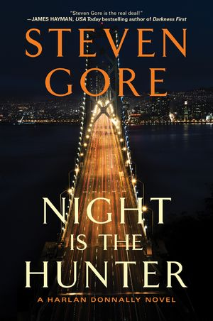 Night Is the Hunter book image