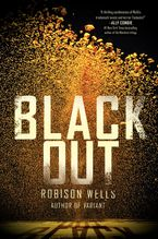 Blackout Hardcover  by Robison Wells