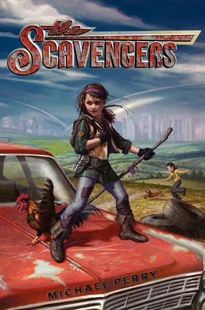 The Scavengers book image