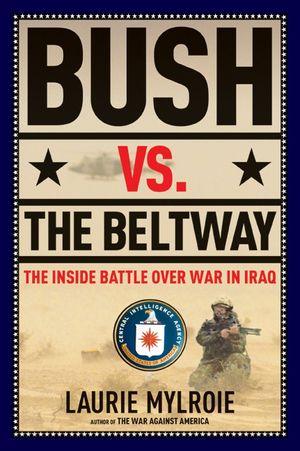 Bush vs. the Beltway book image