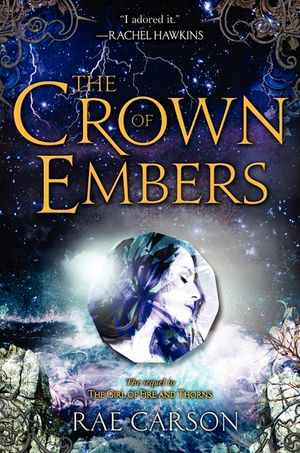 The Crown of Embers book image