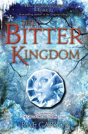 The Bitter Kingdom book image