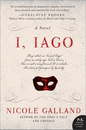 I, Iago book image