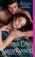 A Scottish Love Paperback  by Karen Ranney