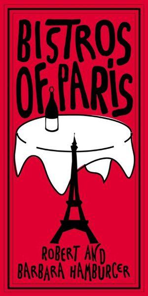 Bistros of Paris book image
