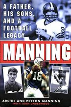 Manning eBook  by Peyton Manning