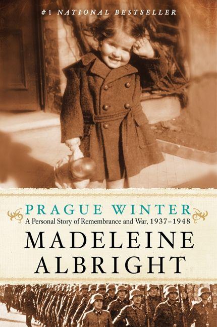 Prague winter madeleine albright paperback enlarge book cover fandeluxe Choice Image
