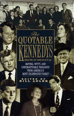 Quotable Kennedy's book image