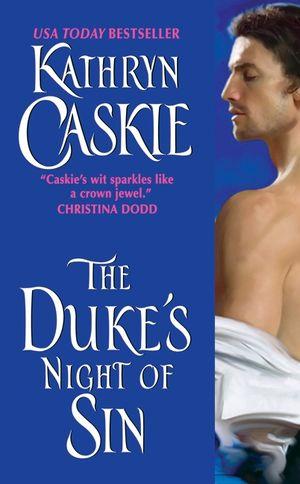 The Duke's Night of Sin book image