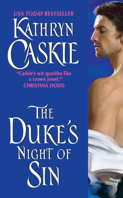 kathryn caskie the dukes night of sin