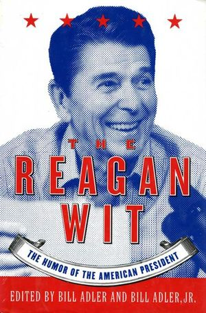 The Reagan Wit book image