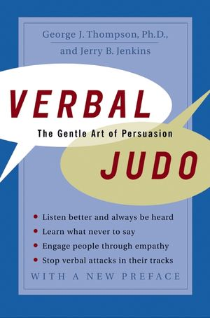 Verbal Judo book image