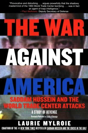 The War Against America book image