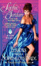 Lessons from a Scandalous Bride Paperback  by Sophie Jordan