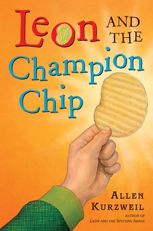 Leon and the Champion Chip book image