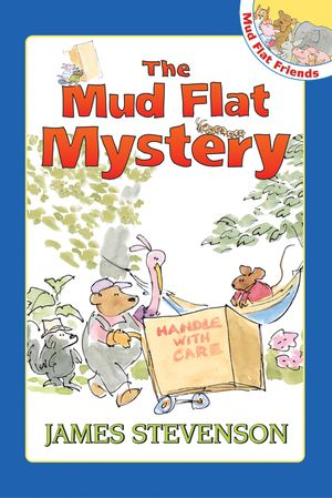 The Mud Flat Mystery book image