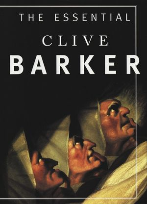 The Essential Clive Barker book image