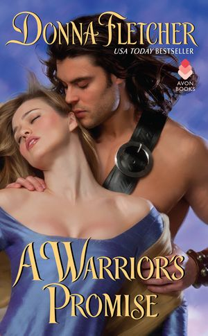 A Warrior's Promise book image