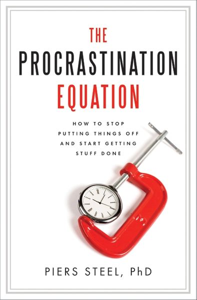 Book web sampler the procrastination equation e book fandeluxe Image collections