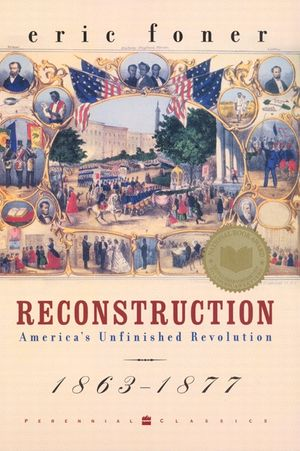 the new view of reconstruction by eric foner View test prep - reconstruction from social stu advanced p at northgate high school 2) eric foner's a new view of reconstruction thesis: the widely known view of.
