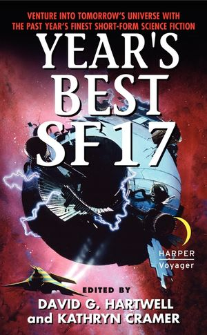 Year's Best SF 17