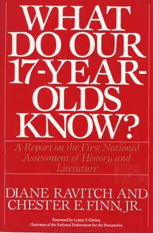 What Do Our 17-Year-Olds Know book image