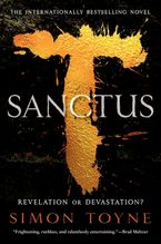 Sanctus Hardcover  by Simon Toyne