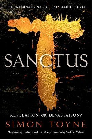 Sanctus book image