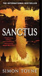 Sanctus Paperback  by Simon Toyne