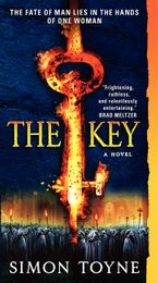 The Key Paperback  by Simon Toyne