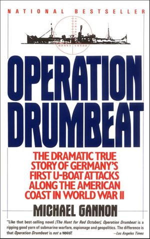 Operation Drumbeat book image