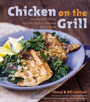 Chicken on the Grill book image