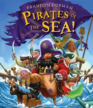 Pirates of the Sea! book image