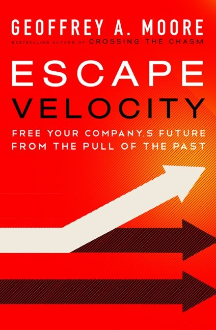 Escape velocity geoffrey a moore hardcover enlarge book cover fandeluxe Choice Image