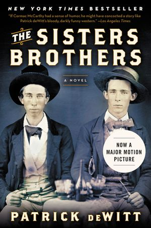 The Sisters Brothers book image