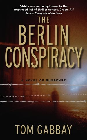 The Berlin Conspiracy book image