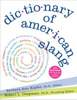 Dictionary of American Slang 4e