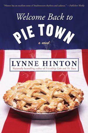 Welcome Back to Pie Town book image