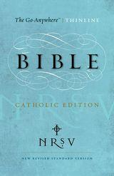NRSV Go-Anywhere Thinline Bible Catholic Edition (PB)