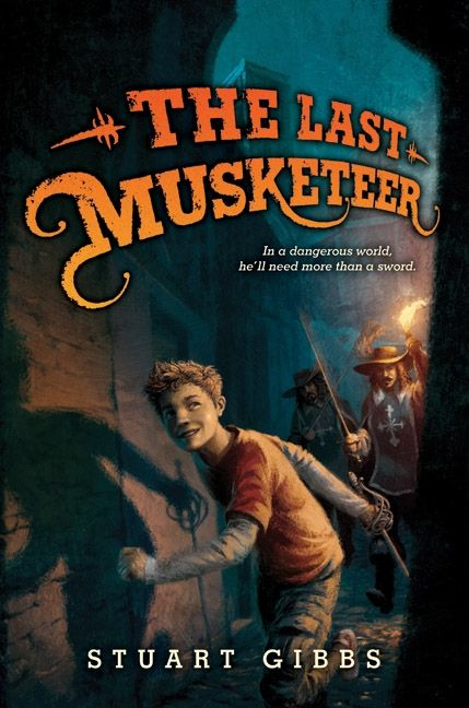 Image result for the last musketeer by stuart gibbs