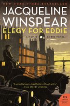 Elegy for Eddie Paperback  by Jacqueline Winspear