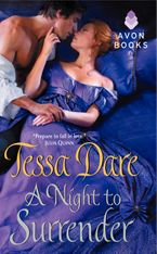 A Night to Surrender Paperback  by Tessa Dare